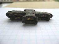 Энколпион с перегородчатыми эмалями с остатками позолоты 11-13 в