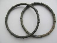 Бронзовые браслеты Милоградовская культура