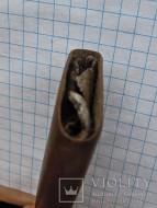 Бутероль с остатками кожи