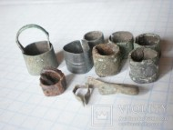 Ароматницы бронзовые. Черняховская культура