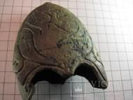 древнерусская бутероль с изображением зверя