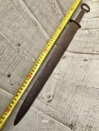 Сарматский меч с кольцом на рукояти