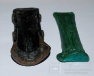 Древняя медная литейная форма для топора-кельта Карпатского типа