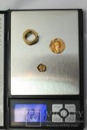 Маленький клад золота Римской империи