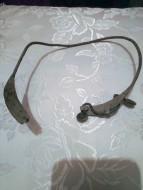 Славянские серебряные браслеты с циркульным орнаментом