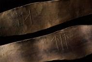 Руны на скандинавских украшениях