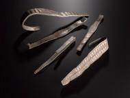 Серебряные браслеты из клада Гелловэй