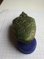 Находка наконечника ножен с зооморфным орнаментом в скандинавском стиле Еллинг