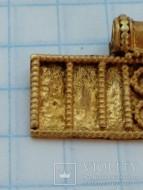 «Золотой домик» привеска Черняховской культуры