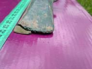 Топорик-кельт с трапециевидной фаской, 15-13 века до н.э. культуры Ноуа