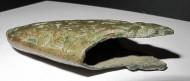 Древнерусский наконечник ножен