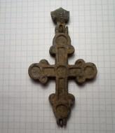 Большой древнерусский энколпион 13 века