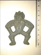 Раннеславянская матрица 6-7 вв человеко-лев