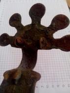 Большая пятипалая фибула древние славяне