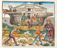 Топоры европейского  средневековья