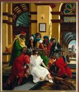 Стражник с топором, начало 16 века