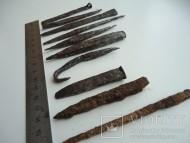 Набор инструментов древнего ювелира