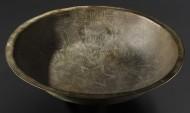 Немецкое романское бронзовое блюдо «Ганзейская чаша», 12 век