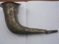 Ритон - серебреный рог для питья