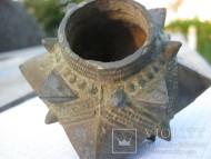 Булава КР 11-13 веков, 4 тип по Кирпичникову