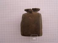 Казацкий каламарь (чернильница),16-17 вв