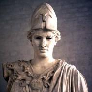 Бюст Афины. Копия II века нашей эры, Мюнхенская глиптотека