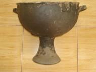 Казан скифский 5-3 век до н.э.