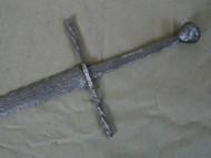 Рукоять полутораручного меча