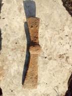 Двулезвийный топорик. Аланы 8-9 век