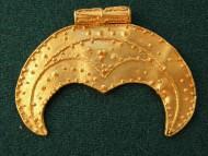 Большая Золотая лунница Черняховская культура