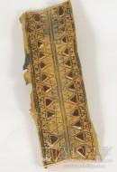 Украшение ножен, вторая половина 5 века