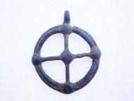 Бронзовый амулет Хазарского каганат, 7 - 9 век н.э.