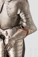 Немецкий кирасирский комплект доспехов, начала 17 века