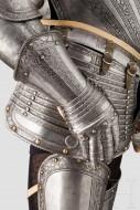 Латные перчатки 16 век