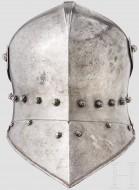 Шлем Саллет, конец 15 века
