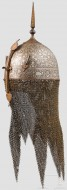 Украшеный серебром и золотом Кулах Худ (Kulah Khud), Персия, 1-я половина 19-го века
