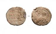 Печать Дамиана, найденная при раскопках в Суздальском Ополье