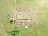 Раскопки средневекового селища под Суздалем