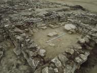 Одно из помещений поселения Манитра