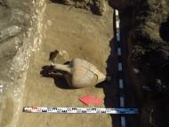 Раскопки античного поселения Манитра