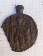 Икона Феодор Стратилат кон 15 нач 16 вв