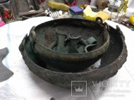 Коллекция артефактов культуры Гава-Голиграды. 11-10ст. до н.э