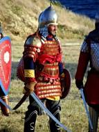 Византийский катафрактий 10-11 век