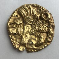 Золотая нашивка «Грифон»