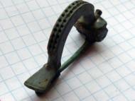 Древнеримская бронзовая фибула