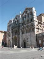 Кафедральный собор в Ферраре (Эмилия-Романья, Италия).