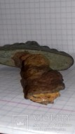 Навершие меча кр (яблоко) с частью рукояти