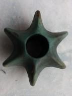 Шестопер-пернач эпохи бронзы