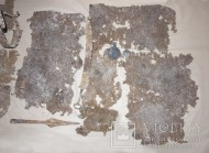 Кольчуга и боевое оружие сарматского воина, 3 - 2 век до нашей эры