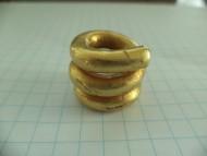 Киммерийский золотой накосник